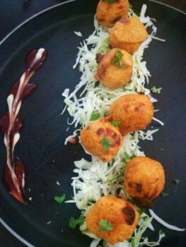 Gujarati Style Batata Vada - Plattershare - Recipes, Food Stories And Food Enthusiasts