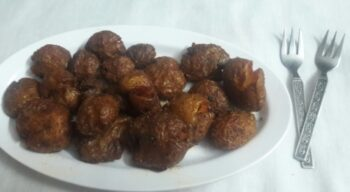 Mini Chapata Aloo - Plattershare - Recipes, Food Stories And Food Enthusiasts