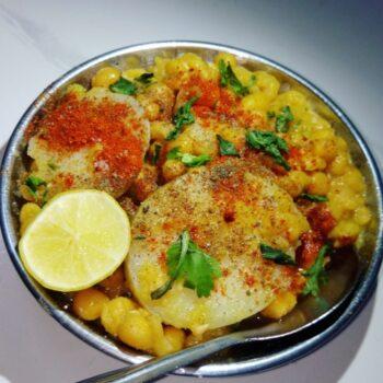 Batata Ragda - Plattershare - Recipes, Food Stories And Food Enthusiasts
