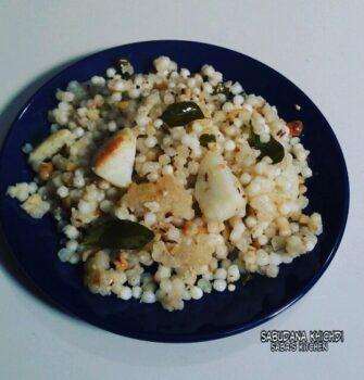 Sabudana Khichdi - Plattershare - Recipes, Food Stories And Food Enthusiasts
