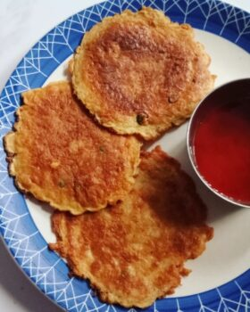 Potato Pancakes - Plattershare - Recipes, Food Stories And Food Enthusiasts