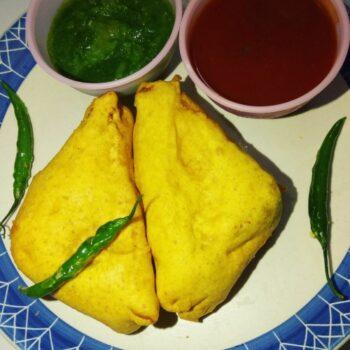 Bread Aloo Pakora - Plattershare - Recipes, Food Stories And Food Enthusiasts