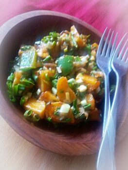 Kung Pao Potato - Plattershare - Recipes, Food Stories And Food Enthusiasts