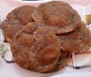 Ragi Aloo Poori - Plattershare - Recipes, Food Stories And Food Enthusiasts