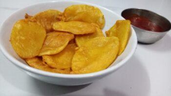 Batata Bhajiya/Aloo Ki Bhajiya - Plattershare - Recipes, Food Stories And Food Enthusiasts