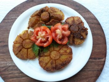 Veg Potato Fish Fry Masala | Sindhi Style - Plattershare - Recipes, Food Stories And Food Enthusiasts