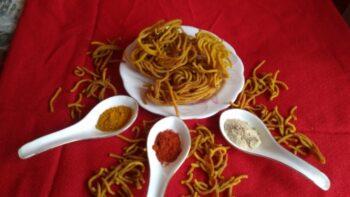 Aloo Bhujiya - Plattershare - Recipes, Food Stories And Food Enthusiasts