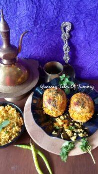 Stuffed Jacket Potatoes - Plattershare - Recipes, Food Stories And Food Enthusiasts