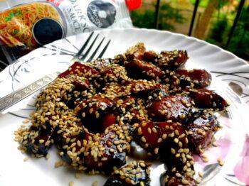 Teriyaki Potato - Plattershare - Recipes, Food Stories And Food Enthusiasts