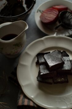 Vegan Beetroot Brownies ( Gluten Free And Eggless ) - Plattershare - Recipes, Food Stories And Food Enthusiasts