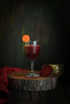 Beetroot, Carrot And Apple Glow Juice - Plattershare - Recipes, Food Stories And Food Enthusiasts