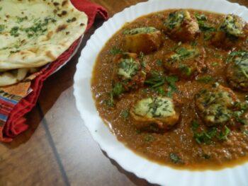Amritsari Bharwa Aaloo - Plattershare - Recipes, Food Stories And Food Enthusiasts