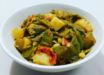Papdi Aloo - Plattershare - Recipes, Food Stories And Food Enthusiasts