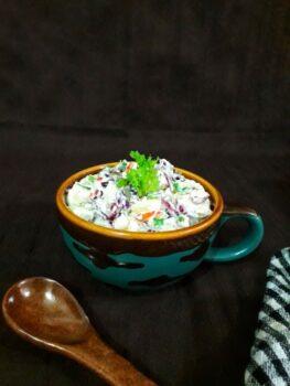 Potato Yogurt Salad - Plattershare - Recipes, Food Stories And Food Enthusiasts