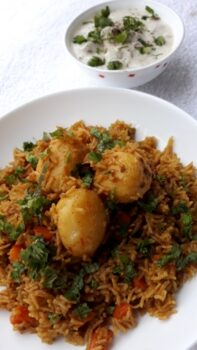 Quick Fix Dum Aloo Biryani - Plattershare - Recipes, Food Stories And Food Enthusiasts