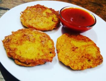 Potato Pancake - Plattershare - Recipes, Food Stories And Food Enthusiasts