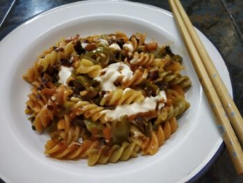 Fusilli Pasta - Plattershare - Recipes, Food Stories And Food Enthusiasts