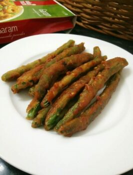 Crispy French Beans - Plattershare - Recipes, Food Stories And Food Enthusiasts