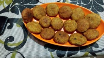 Soya Nuggets Ke Kababs - Plattershare - Recipes, Food Stories And Food Enthusiasts