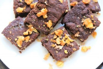 Low Calorie Brownies - Plattershare - Recipes, Food Stories And Food Enthusiasts