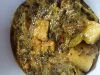 Hara Paneer Rezala - Plattershare - Recipes, Food Stories And Food Enthusiasts