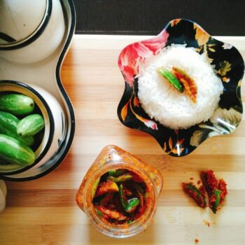 Tindora / Ivy Gourd Pickle - Plattershare - Recipes, Food Stories And Food Enthusiasts