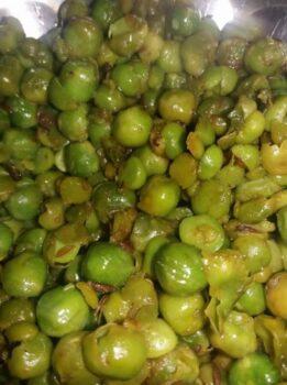 Fried Peas ( Tali Hui Matar) - Plattershare - Recipes, Food Stories And Food Enthusiasts