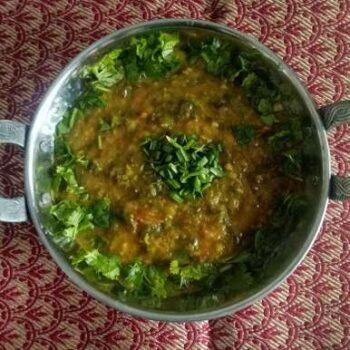 Sai Bhaaji - Plattershare - Recipes, Food Stories And Food Enthusiasts