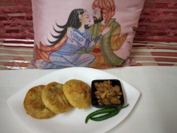 Khasta Kachori - Plattershare - Recipes, Food Stories And Food Enthusiasts