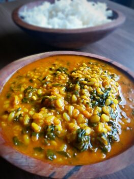 Dal Palak - Plattershare - Recipes, Food Stories And Food Enthusiasts