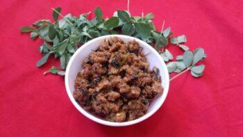 Methi Kheema - Plattershare - Recipes, Food Stories And Food Enthusiasts