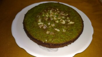 Spinach Cake - Plattershare - Recipes, Food Stories And Food Enthusiasts