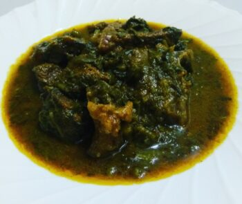 Palak Gosht - Plattershare - Recipes, Food Stories And Food Enthusiasts