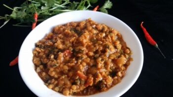 Methi Daal - Plattershare - Recipes, Food Stories And Food Enthusiasts