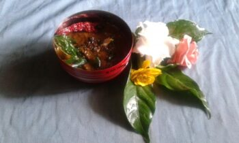 Colocasia Chutney /Gojju - Plattershare - Recipes, Food Stories And Food Enthusiasts