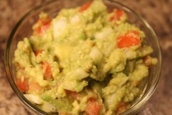 Mexican Guacamole Chutney - Plattershare - Recipes, Food Stories And Food Enthusiasts