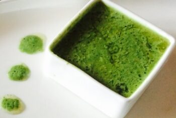 Spinach Pesto Dip.. - Plattershare - Recipes, Food Stories And Food Enthusiasts