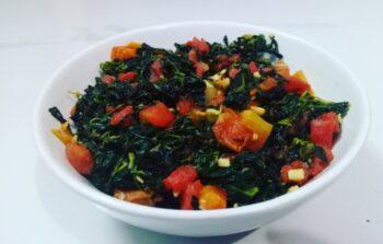 Fenugreek Tomato - Methi Tamatar Ki Sabzi - Plattershare - Recipes, Food Stories And Food Enthusiasts