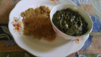 Sarso Ka Sag - Plattershare - Recipes, Food Stories And Food Enthusiasts