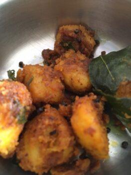 Arbi Ki Sabji - Plattershare - Recipes, Food Stories And Food Enthusiasts
