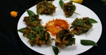 Paalak Roses - Plattershare - Recipes, Food Stories And Food Enthusiasts