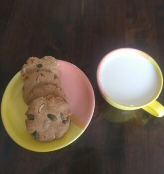 Amaranth, Oats, Almond Meal Cookies - Plattershare - Recipes, Food Stories And Food Enthusiasts