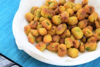 Crispy Okra - Plattershare - Recipes, Food Stories And Food Enthusiasts