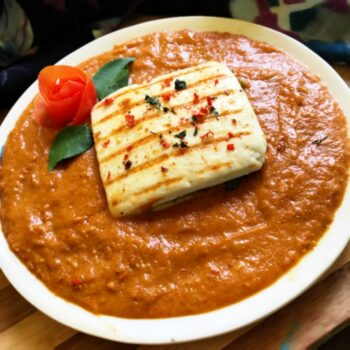 Paneer Parcha - Plattershare - Recipes, Food Stories And Food Enthusiasts
