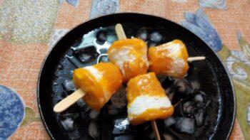 Mango Yogurt Popsicles - Plattershare - Recipes, Food Stories And Food Enthusiasts