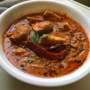 No Garlic No Onion Paneer Kolhapuri - Plattershare - Recipes, Food Stories And Food Enthusiasts