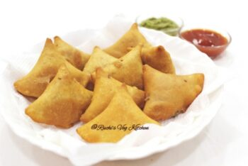 Cheese Samosa - Plattershare - Recipes, Food Stories And Food Enthusiasts