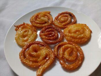 Paneer Jalebi - Plattershare - Recipes, Food Stories And Food Enthusiasts