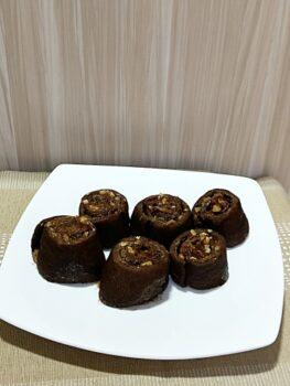Chocolate Walnuts Cinnamon Buns - Plattershare - Recipes, Food Stories And Food Enthusiasts