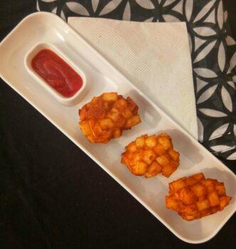 Chuparustam Paneer Fries - Plattershare - Recipes, Food Stories And Food Enthusiasts